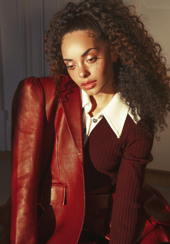 Chanelle x Tommy Hilfiger
