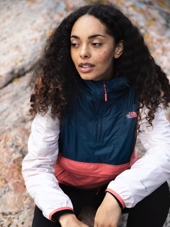 Chanelle X North Face